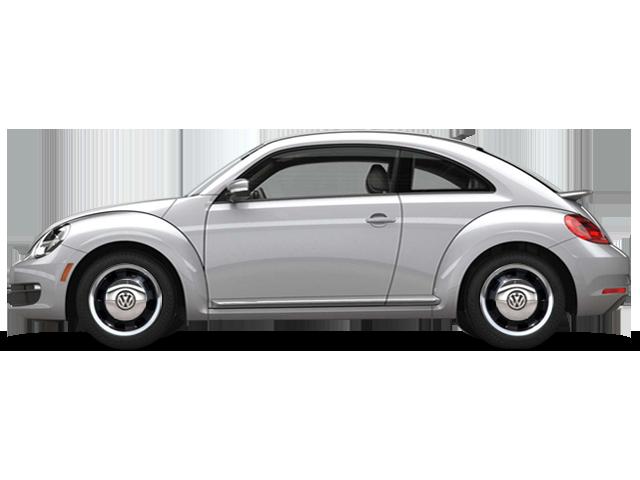 2016 Volkswagen Beetle Clic Black