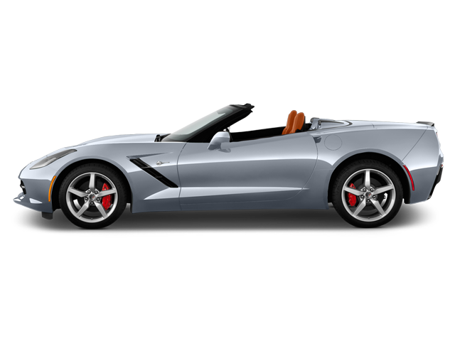 chevrolet corvette Stingray Z51 2LT