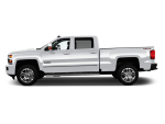 Chevrolet Silverado 2500HD 4WD Crew cab long box 2017