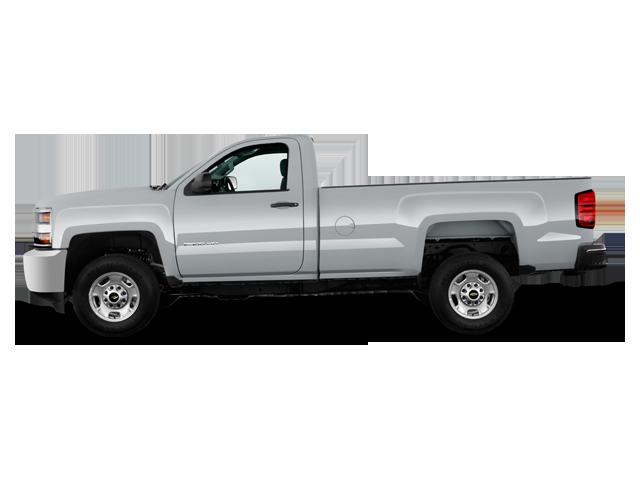 2017 Chevrolet Silverado 2500hd Wt 2wd Regular Cab Long Box