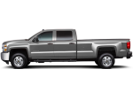 Chevrolet Silverado 3500HD 4WD Crew Cab Long Box 2017