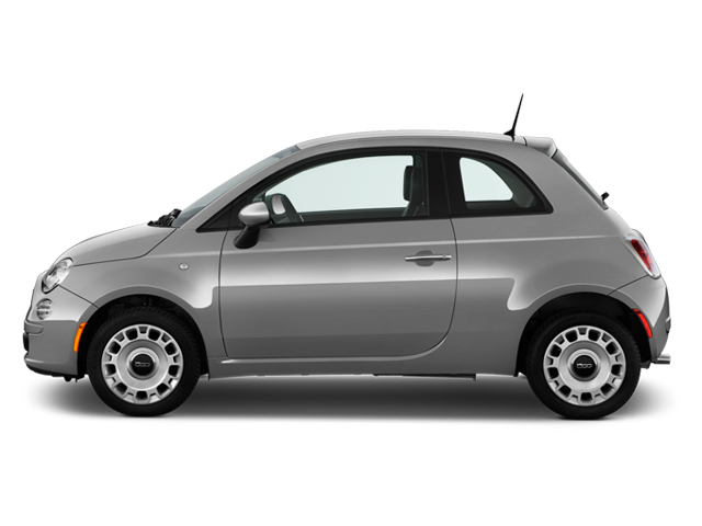 Fiat 500 lounge tire size