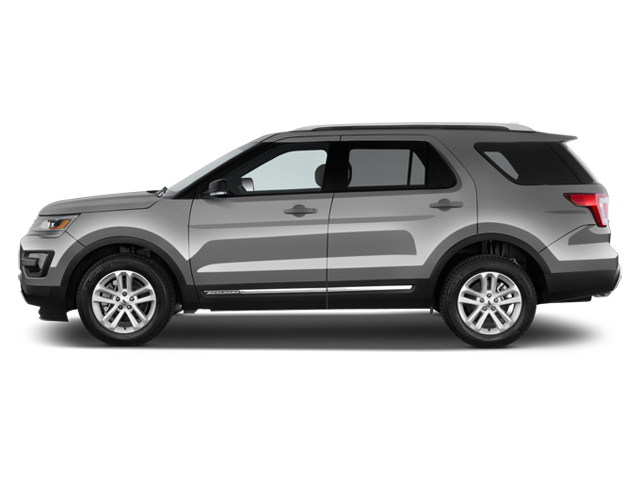 Ford Explorer Base Fwd