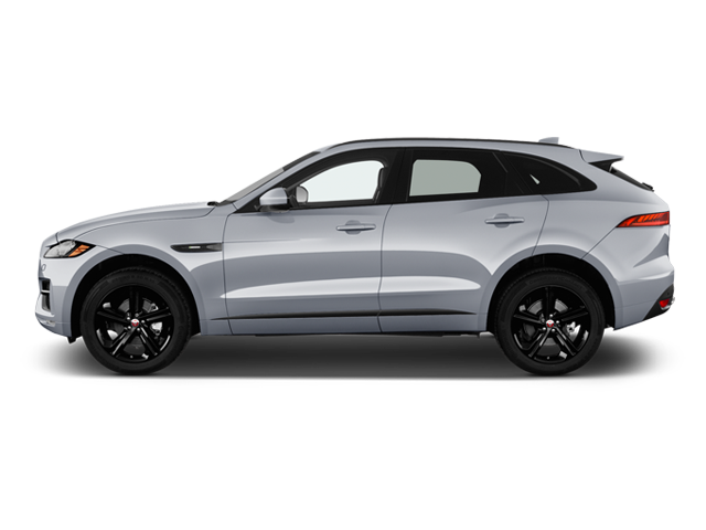 Jaguar F-PACE Base 2017