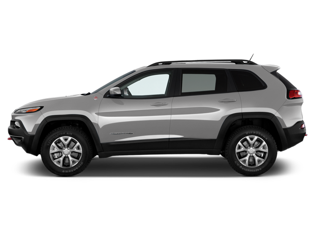 Jeep Cherokee Trailhawk Leather Plus 4x4