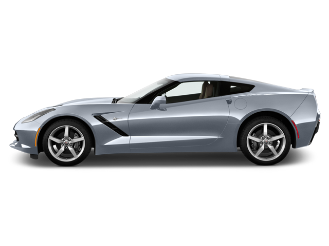 chevrolet corvette Stingray Z51 1LT