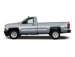 Chevrolet Silverado 1500 2WD Regular Cab Standard Box 2018