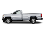 Chevrolet Silverado 1500 4WD Regular Cab Standard Box 2018