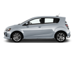 Chevrolet Sonic Hatchback 2018