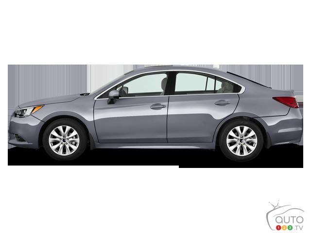 Subaru Legacy 2 5i
