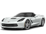 Chevrolet Corvette Convertible 2019