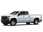 Silverado 1500 4WD Double Cab, Std. Bed
