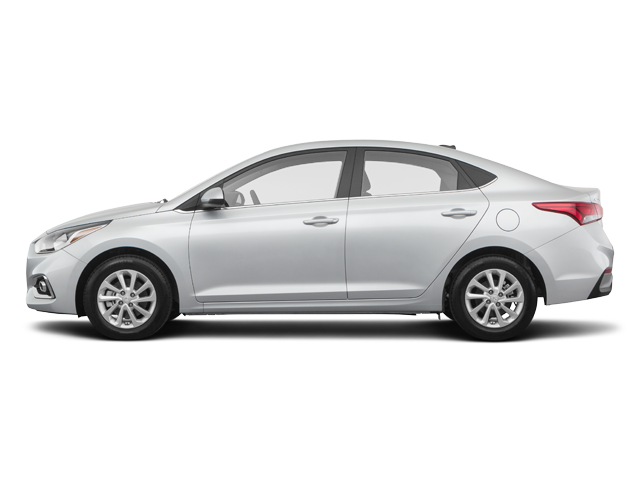 hyundai accent Essential with Comfort Package