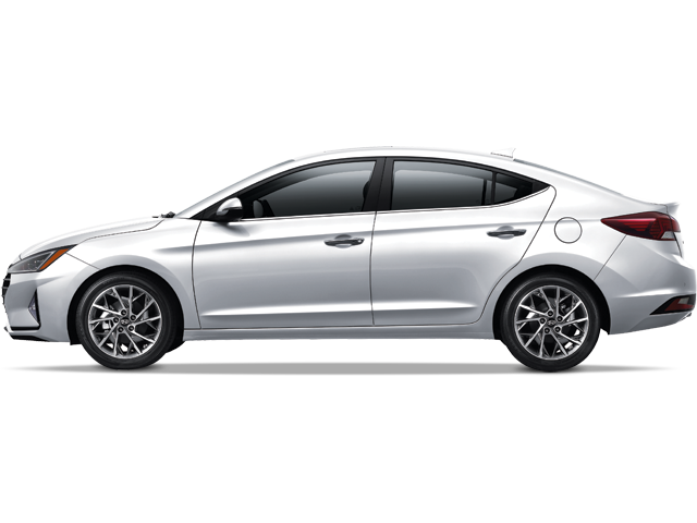 Lease the 2019 Elantra sedan essential manual for $45 weekly