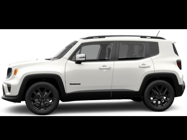 2019 Jeep Renegade Altitude Specs
