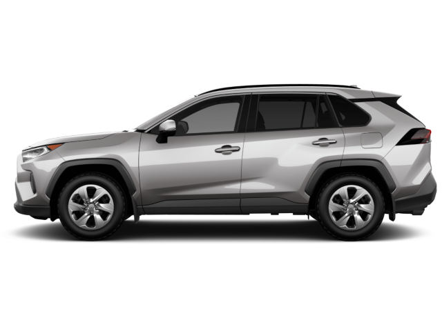 Technical Specifications 2019 Toyota Rav4 Fwd Le
