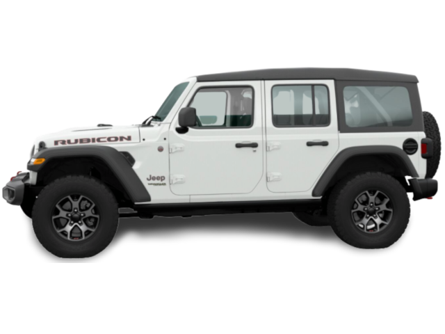 Technical Specifications 2020 Jeep Wrangler Unlimited Rubicon
