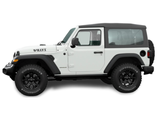 Technical Specifications 2020 Jeep Wrangler Willys Edition