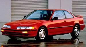 1991 Acura Integra | Specifications - Car Specs | Auto123