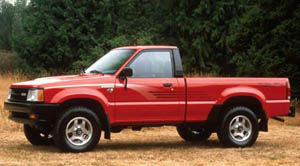 1991 Mazda B Series | Specifications - Car Specs | Auto123