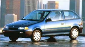 1994 Suzuki Swift | Specifications - Car Specs | Auto123