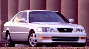 1996 Acura TL | Specifications - Car Specs | Auto123
