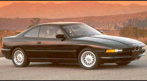bmw 8-series 850Ci