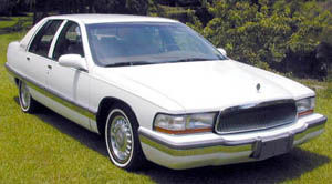 buick roadmaster Base