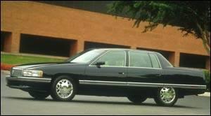 1996 Cadillac DeVille | Specifications - Car Specs | Auto123