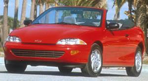 Chevrolet Cavalier Ls