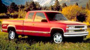 1994 chevy k1500 engine specs