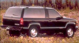 chevrolet tahoe Base
