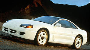 dodge stealth R/T Twin Turbo