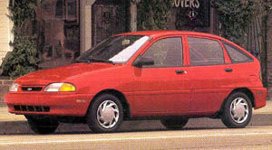 ford aspire Base