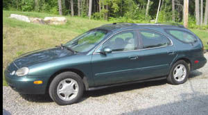 1996 ford taurus wagon review