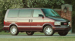gmc safari SLT