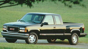 1996 GMC Sierra | Specifications - Car Specs | Auto123