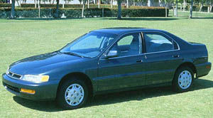 1996 Honda Accord Specifications Car Specs Auto123