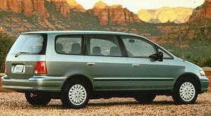 1996 Honda Odyssey | Specifications - Car Specs | Auto123