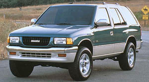 isuzu rodeo S