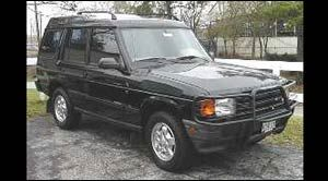 1996 Land Rover Discovery | Specifications - Car Specs | Auto123