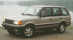 1996 Land Rover Range Rover | Specifications - Car Specs | Auto123