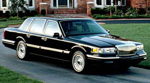 1996 Lincoln Town Car Specifications Car Specs Auto123