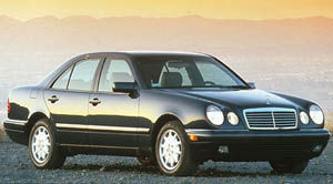 1996 mercedes e320