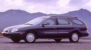mercury sable LS