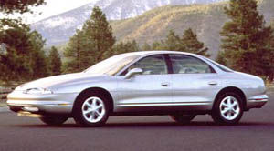 oldsmobile aurora Base