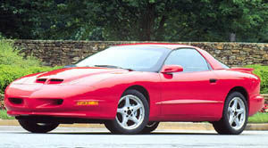 1996 Pontiac Firebird Specifications Car Specs Auto123