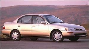 Toyota Corolla DX 1.8