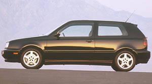 1996 volkswagen gti
