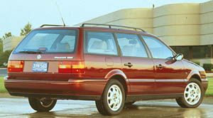 1996 vw passat tdi wagon